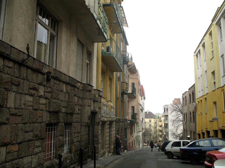 Naphegy utca, Lisznyai utca