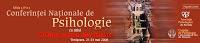 Conferinta Nationala de Psihologie Editia a IV-a