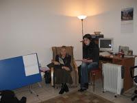 Prima sesiune de lucru in terapie familiala psihanalitica, desfasurata la Bucuresti, 25-27 ianuarie 2007