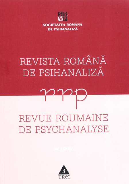 A apărut Revista Română de Psihanaliză