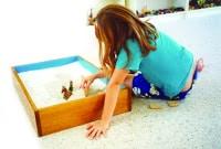 APP - Psihoterapia prin jocul cu nisip la Bucuresti