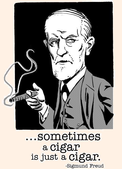 Freud dixit!
