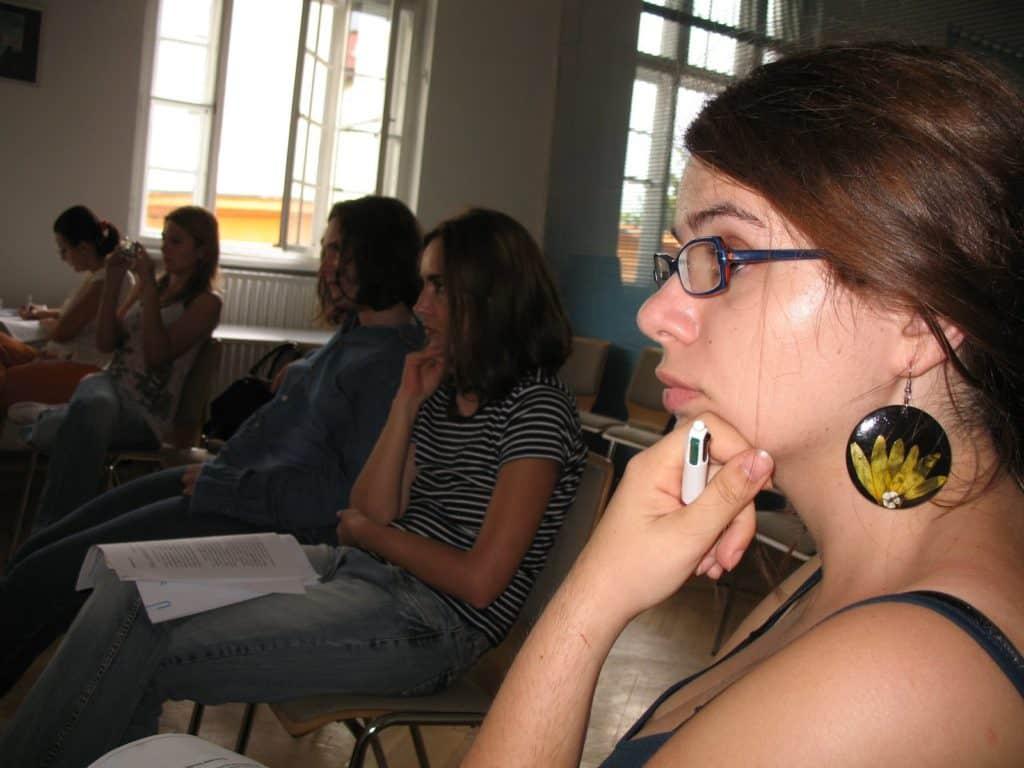 Psihanaliză aplicată la Sibiu, câteva impresii