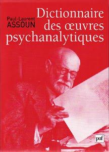 """A apărut """"Dictionnaire des oeuvres psychanalytiques"""""""