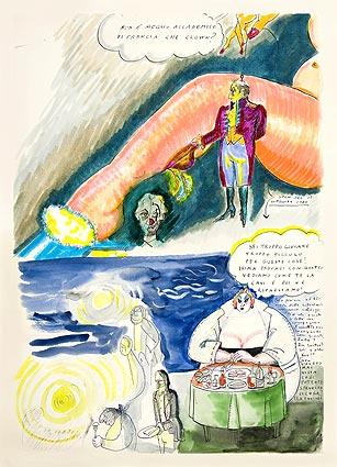 """""""Cartea viselor"""" lui Federico Fellini"""