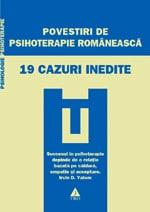 """Astăzi se lansează cartea """"Povestiri de psihoterapie romaneasca"""""""
