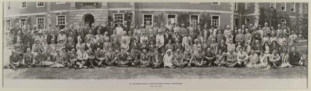 Congresul IPA din 1929