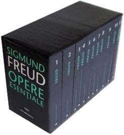 """Concurs: Ediţia în 11 volume """"Opere esenţiale"""" de Sigmund Freud"""