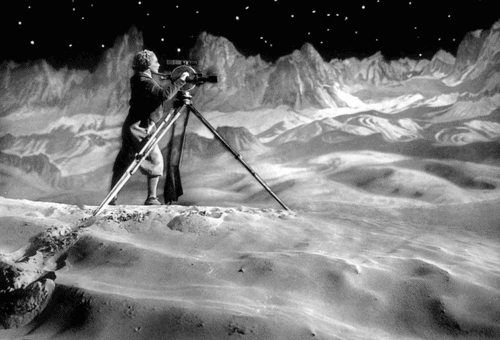 Fritz Lang, Frau im Mond / Woman in the Moon, 1929
