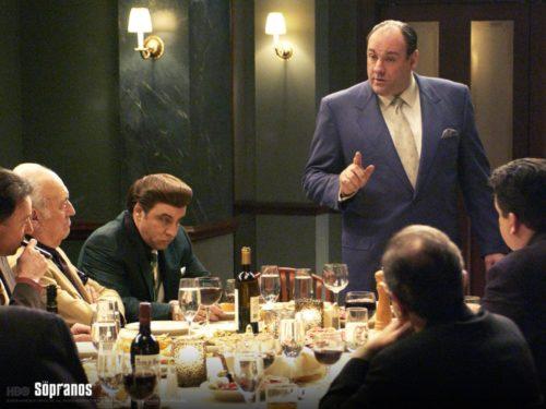 A murit Tony Soprano