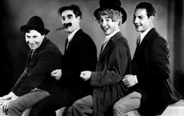 The Marx Brothers, Monkey Business, 1931