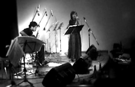 """Gabriela Novaro cântă """"Villa Freud"""""""