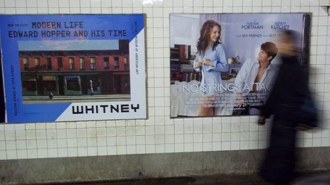 Sado-masochism si filosofia psihanalizei in NYC (No strings attached to Natalie Portman?)
