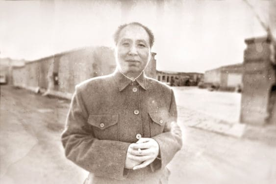Impersonating Mao
