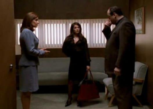 Psihanaliză cu naşul (VIII): Tony Soprano o întâlneşte pe Gloria Trillo