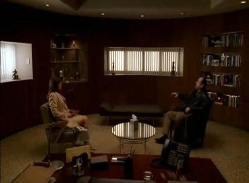 Psihanaliză cu naşul (IX): Tony discută cu dr. Melfi despre sinuciderea Gloriei Trillo