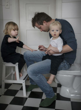 swedish dads concediu de paternitate
