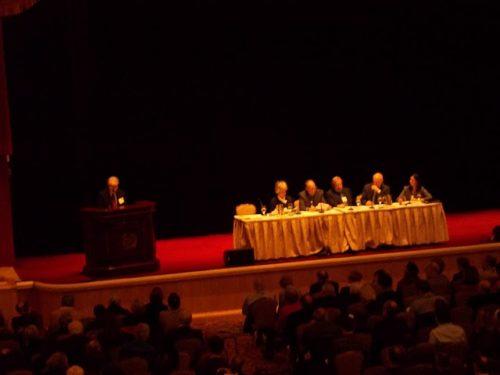"""Ziua a doua """"a curajului de a visa"""" - la a 100-a întâlnire naţională a psihanaliştilor americani"""