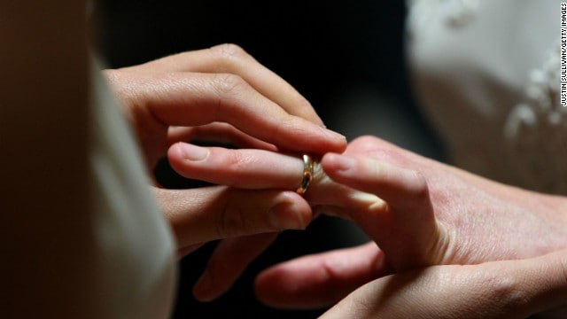 Opinion: Why the fuss about gay marriage?