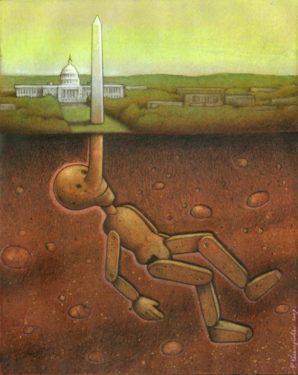 Stop and Think! Arta satirică a lui Paweł Kuczyński