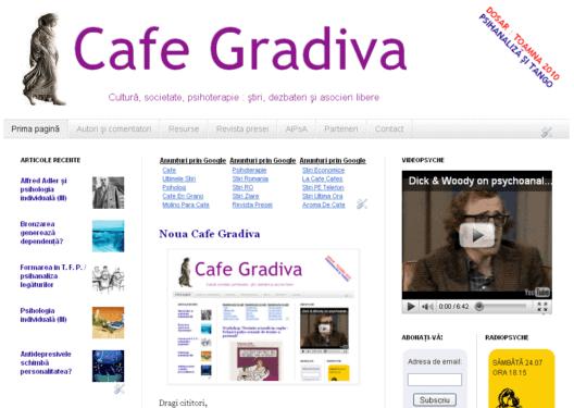 Noua Cafe Gradiva