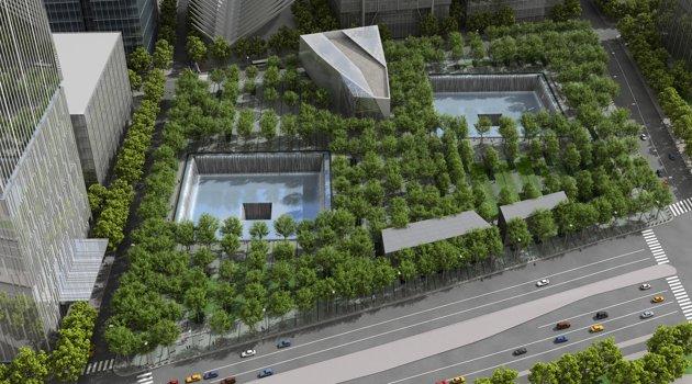 Reflectând absenţa: Memorialul pentru 11 Septembrie 2001