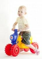 O sa ma fac motociclist si o sa am o motociclista