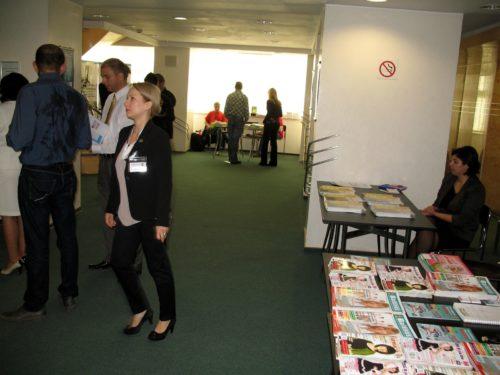15 minute până la deschiderea primului Congres Naţional de Psihotraumatologie (6 / 7-9 octombrie 2011)