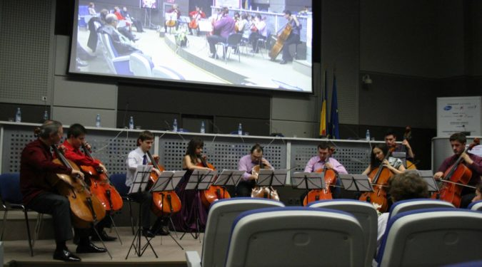Boala Alzheimer, între orgă şi violoncel: Prima zi a Conferintei Nationale Alzheimer