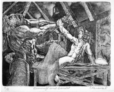 Întrebări despre Beowulf