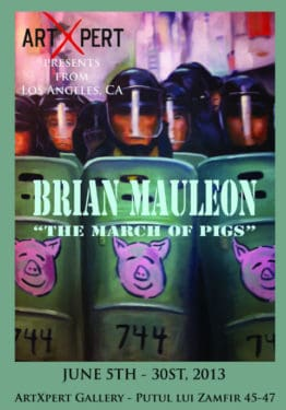 Brian Mauleon, The March of Pigs
