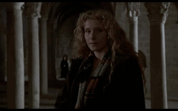 Domiziana Giordano in Nostalghia
