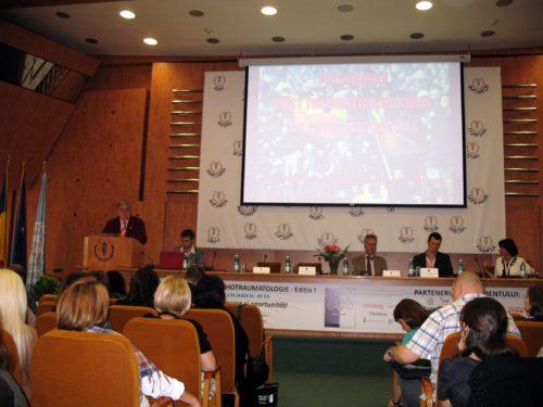 Florin Tudose: Tulburarea posttraumatica de stres ca patologie sociala