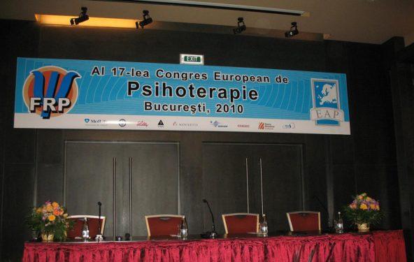 La închiderea Congresului European de Psihoterapie