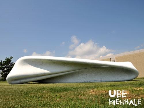 Unitatea contrariilor la Ube Biennale