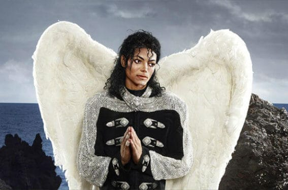michael jackson david lachapelle