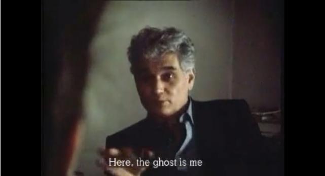 Jacques Derrida despre fantome şi legătura dintre psihanaliză, cinema şi fantome