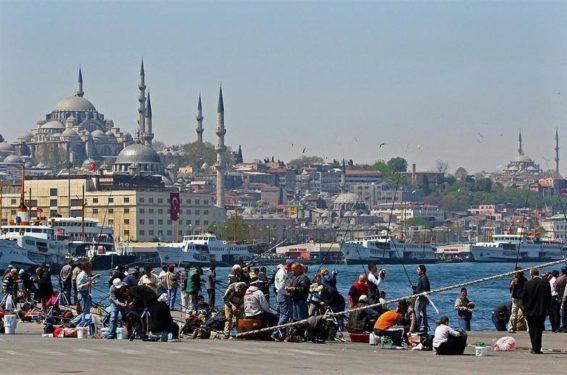 Cum arăta Istanbulul în 1959