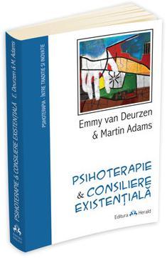 """Lansarea volumelor """"Analiza tranzacţională"""" de Christine Lister-Ford, """"Psihoterapie şi consiliere existenţială"""" de Emmy van Deurzen şi Martin Adams, """"Psihologia centrată pe persoană"""" de Janet Tolan"""