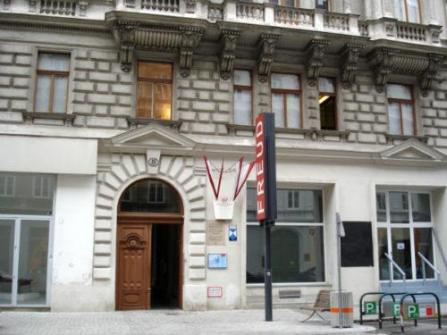 psihanaliza Freud Berggasse 19 Viena Wien Vienna