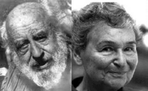 Fritz Laura Perls Gestalt terapie psihoterapie