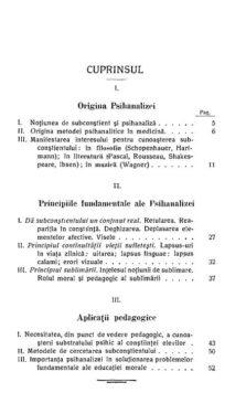 """Cartea """"Psihanaliză şi educaţie"""" de G. G. Antonescu poate fi acum accesată online"""