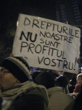 Protestele din iarna lui 2012 si metamorfozele unui stat autist