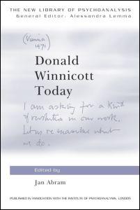 Jan Abram (ed.), Donald Winnicott Today, Routledge, July 2012