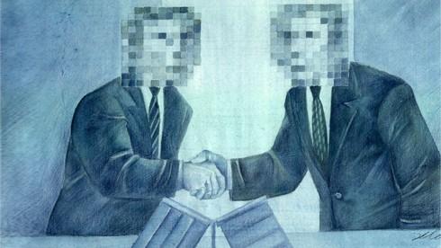 Europa Centrală: Corupţia are carapacea solidă