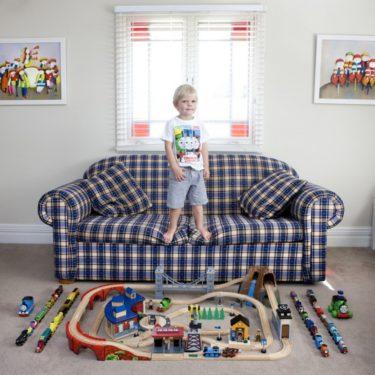 Povestea jucăriilor spusă de un fotograf