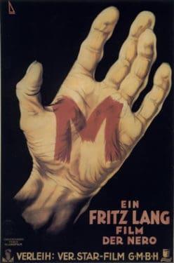 Fritz Lang, M - Eine Stadt sucht einen Mörder / M - Un oraş îşi caută criminalul, 1931