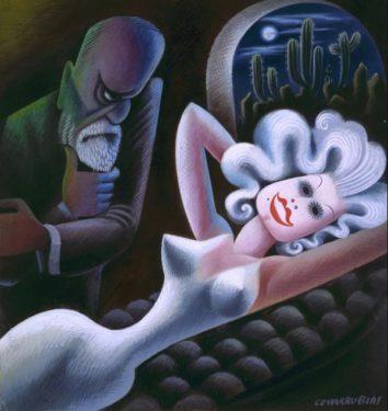 Sigmund Freud faţă cu eternul feminin