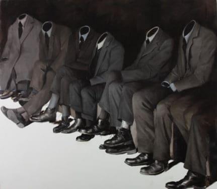 """Mircea Suciu """"Telltale"""", new paintings @ Galerie Brandt"""
