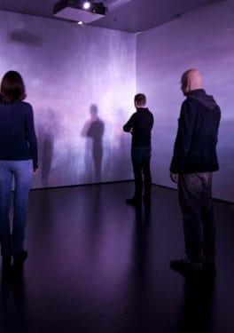 "Mischa Kuball, ""Platon's Mirror"", MNAC, 7-25 martie 2012"